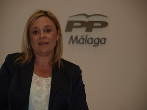 en la nueva sede del PP de Málaga