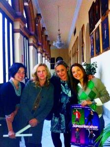 Día de la Mujer en Málaga