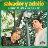Salvador y Adolfo