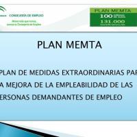 ¿ Que ha pasado con el Plan Memta ?