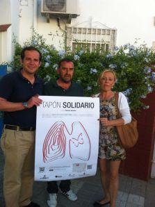 Participación en la recogida de tapones solidario en Margas Verdes